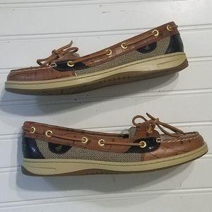 Sperry Top Sider Angelfish Women's Shoes Sz 9